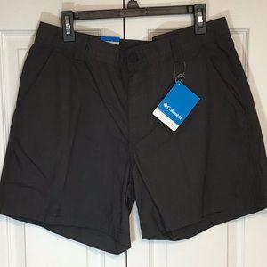 Columbia men's shorts waist 36 new